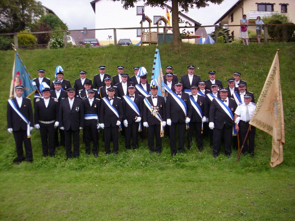 Schützenfest Welda 2009