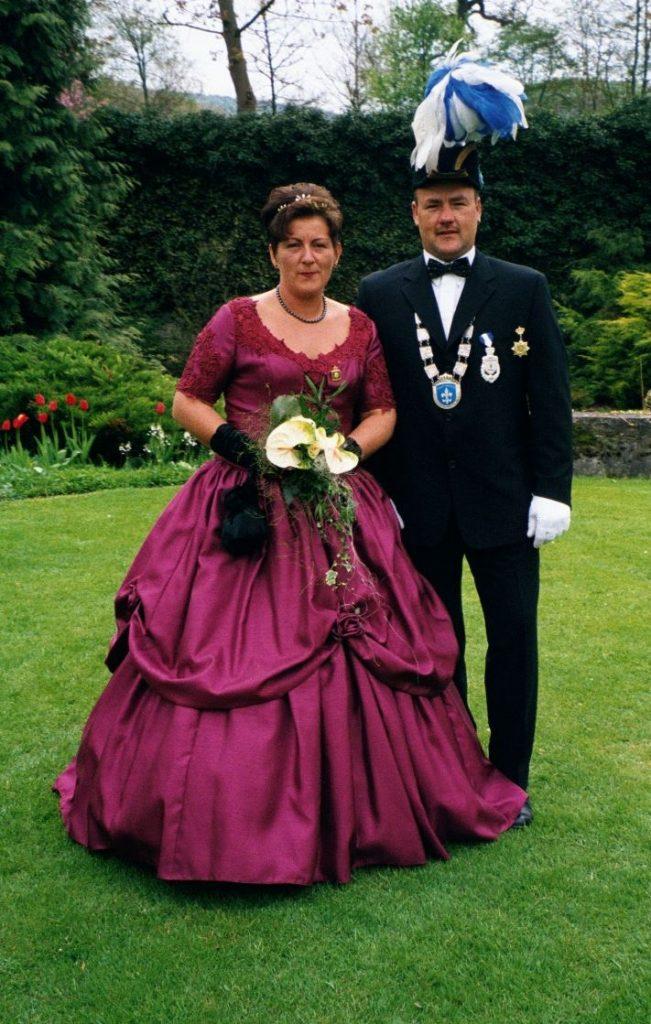 Stadtkönigspaar 2000