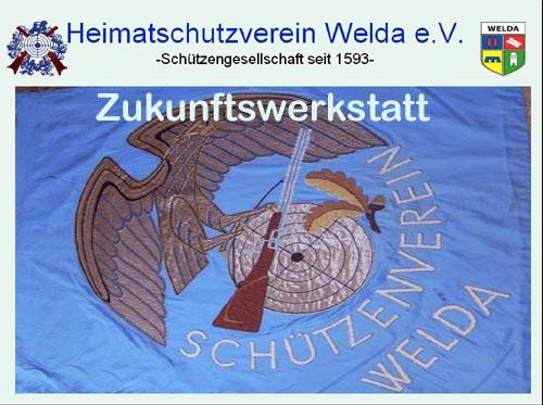 Zukunftswerkstatt Heimatschutzverein Welda