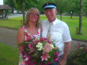 Dietmar und Regina Senftnerr