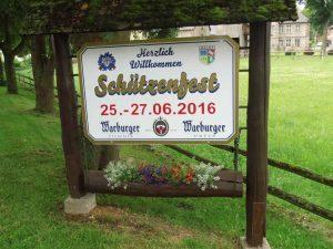 Welda Schützenfest 2016