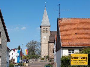 Bonenburg Kirche