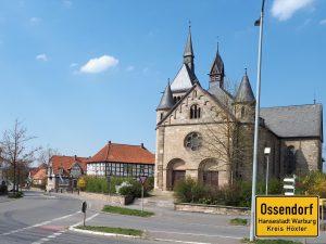 Ossendorf Kirche