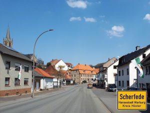 Scherfede Briloner Straße