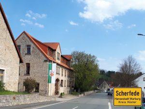Scherfede Paderborner Straße