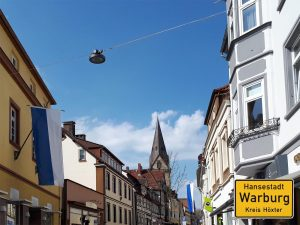 Warburg Hauptstraße