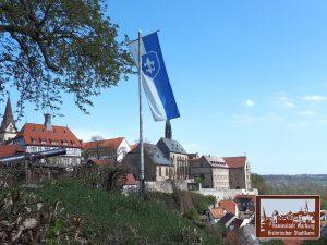 Warburg Panoramablick