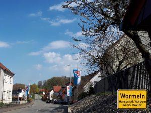 Wormeln Twistetalstraße